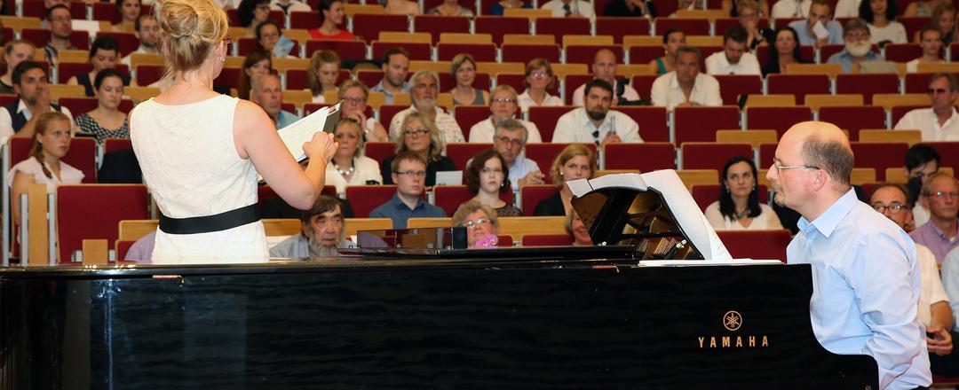 Frühlingskonzert an der Medizinischen Hochschule Hannover, 2016